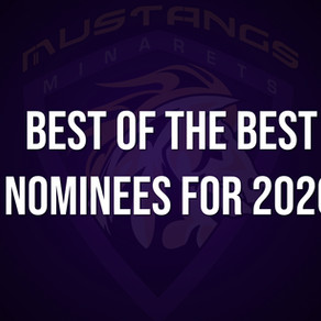 Introducing the Best of the Best Nominees for 2020