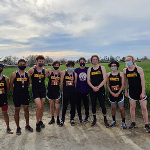 Cross Country: League Champions