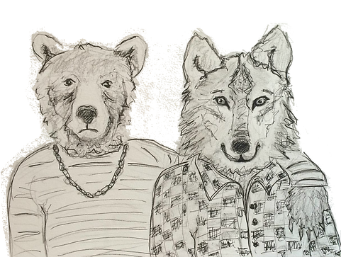 The Wolf and Bear