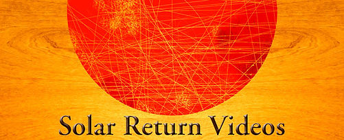 Solar Returns video headline