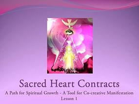 Sacred co-creative manifestation