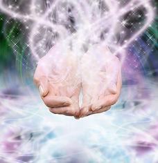 Hands of Co-creative Manifestation
