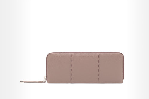 Bailey Wallet--Taupe