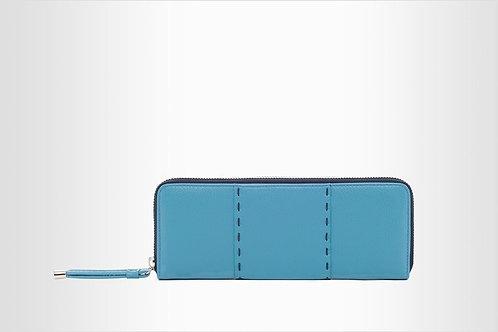 Bailey Wallet--Blue