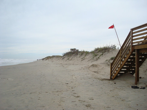 Outer Banks Beach Steps