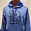 Thumbnail: Sport-Wick Heather Fleece Hooded Pullover