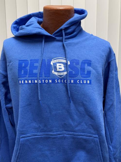 Adult BENSC Blue Hoodie