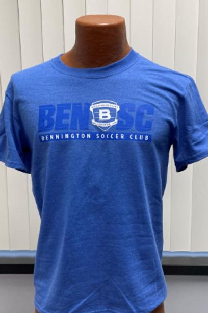 Youth BENSC Blue T-Shirt