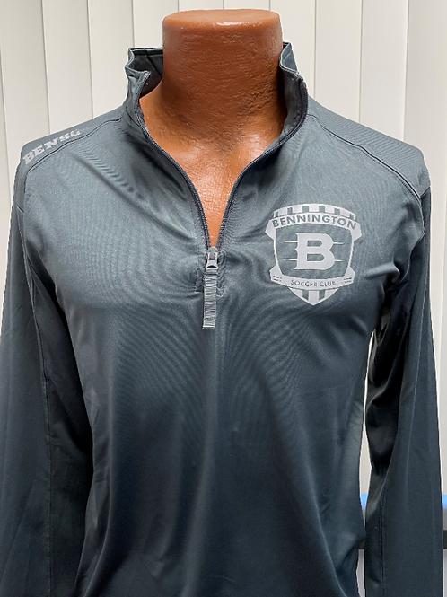 BENSC Quarter Zip (Grey)