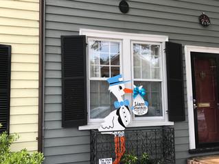 Alexandria, VA ~ Stork Rental ~ The Stork Stop of Northern Virginia ~ Storks in the City!
