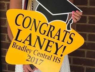 The Stork Stop of Northern Virginia ~ Customized Graduation Signs Now Available!