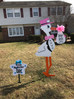 The Stork Stop of Northern Virginia ~Fairfax, Virginia ~ Stork Lawn Sign Rental