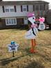 The Stork Stop of Northern Virginia ~Fairfax, Virginia ~ Stork Lawn Sign Rental