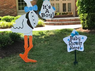 The Stork Stop of Northern Virginia ~ Alexandria, VA ~ Baby Shower!