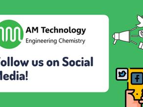 Follow AM Technology on Social Media!