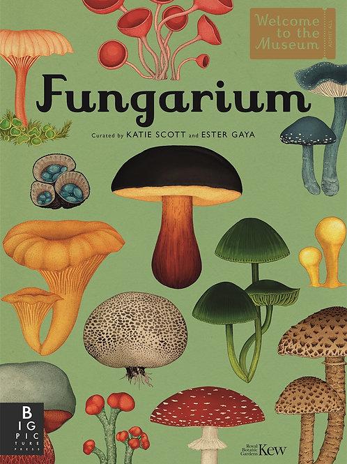 Fungarium Hardback Book