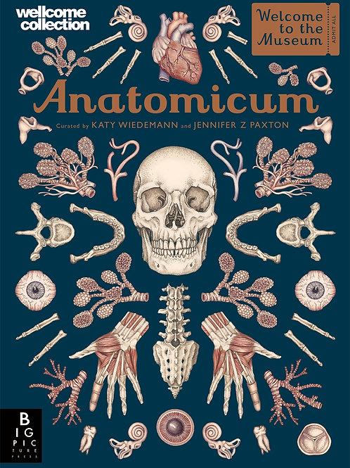 Anatomicum Hardback Book