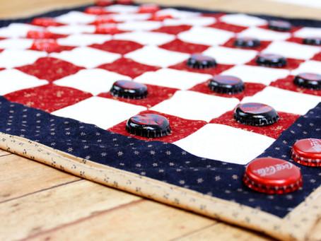 DIY Checkerboard