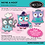Thumbnail: We're A Hoot Embroidery CD with SVG Files
