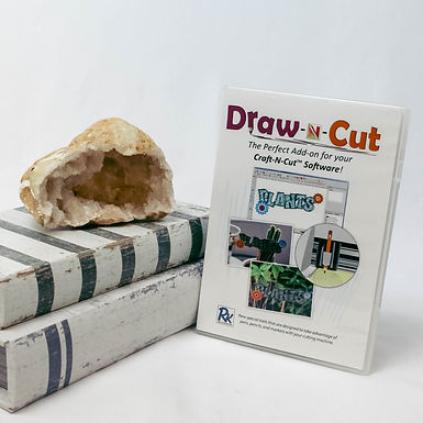 Quilters Select Draw N Cut Software (Must own Craft-N-Cut)