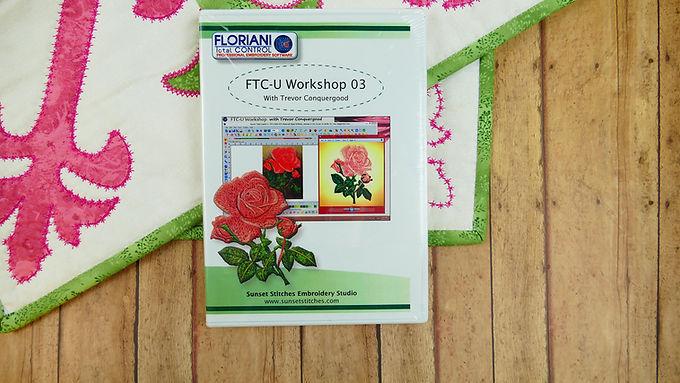 FTC-U Workshop 03 DVD with Trevor Conquergood
