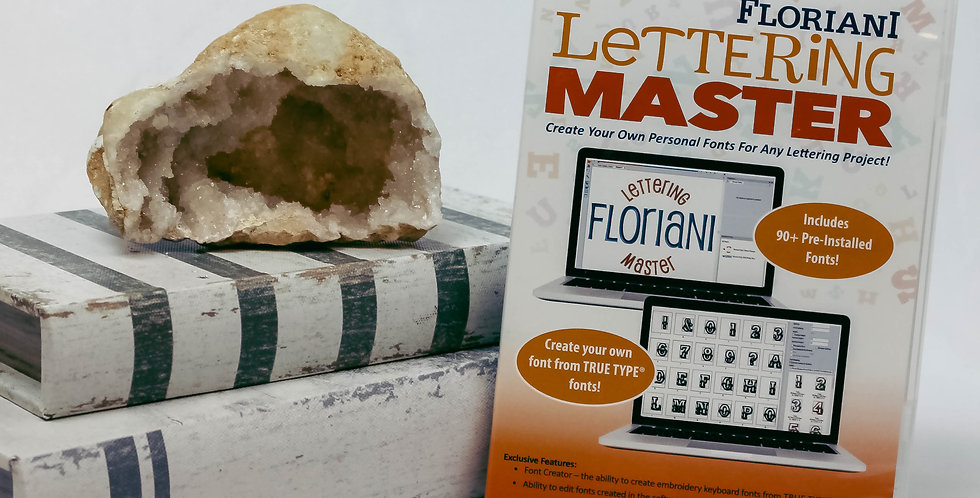 Floriani Lettering Master
