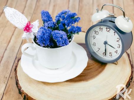 DIY Garden Tea Pot & Parasol