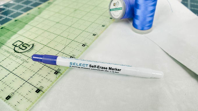 Select Self Erase Marker