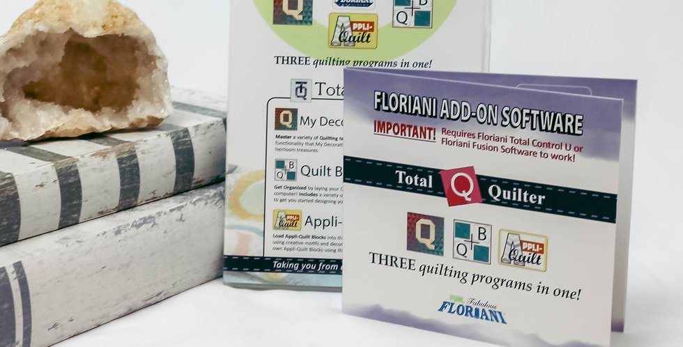 Floriani My Total Quilter ADD-On