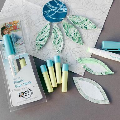 Select Glue Stick Refill - Yellow