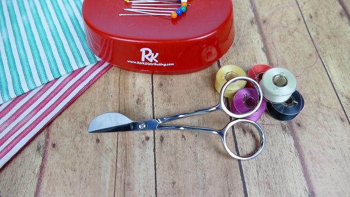 Micro Duckbill Applique Scissors