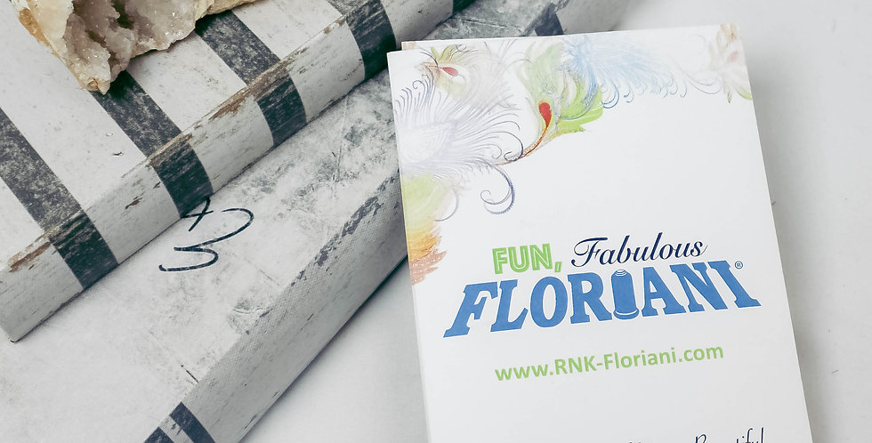 Floriani Stabilizer Sample Pack