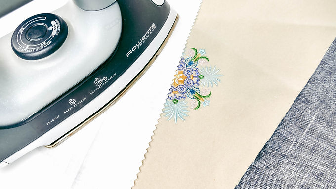 Floriani Pressing Cloth 14in x 28in