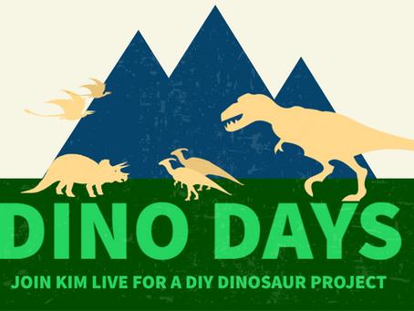DIY Dino Days