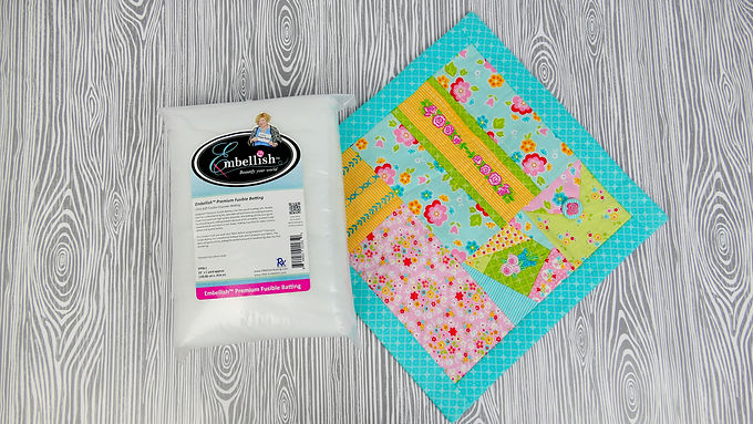 Embellish Premium Fusible Batting