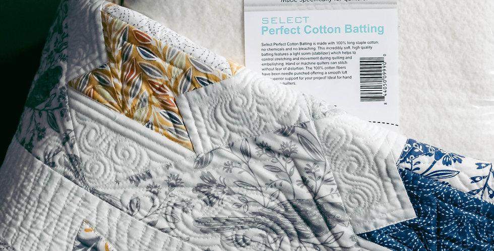 Perfect Cotton Batting