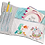 Thumbnail: Mermaids & Unicorns Embroidery CD with SVG Files
