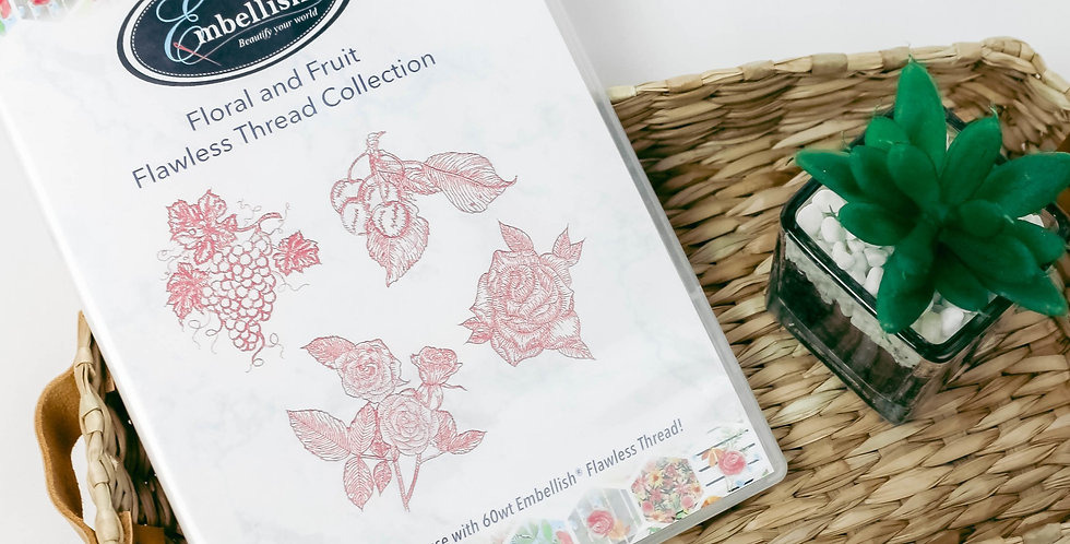 Embellish Flawless Fruit & Floral Collection