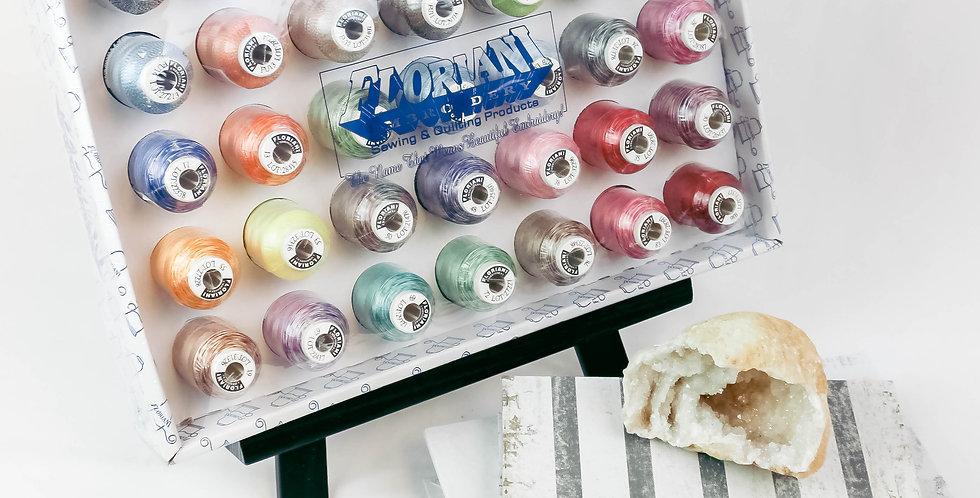 Floriani Creative Thread set 35 spools