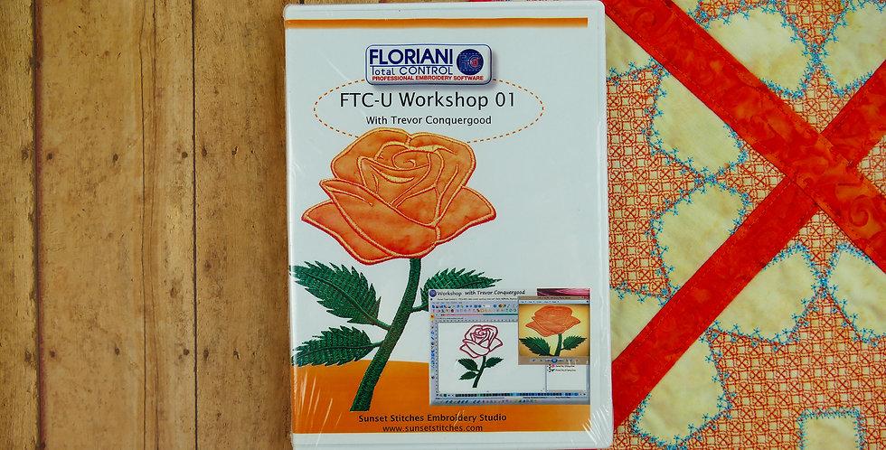 FTC-U Workshop 01 DVD with Trevor Conquergood