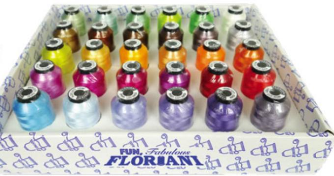 Floriani 2020 Spring Encore Thread Set