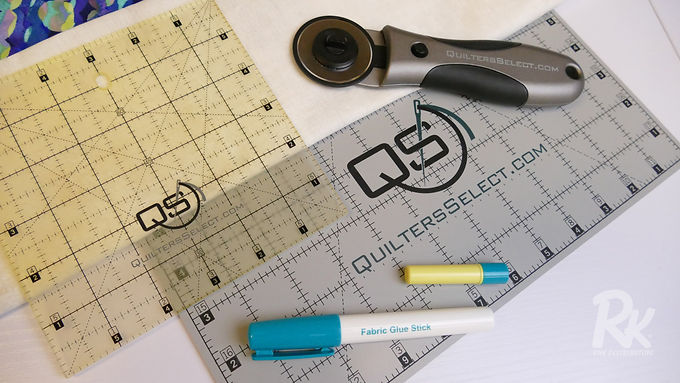 Quilters Select Starter Tool Kit