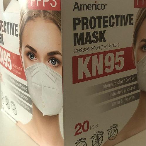 Cerrahi Maske FFP2 Ventilli