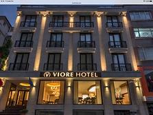 VIORE HOTEL-BEYAZIT-İSTANBUL