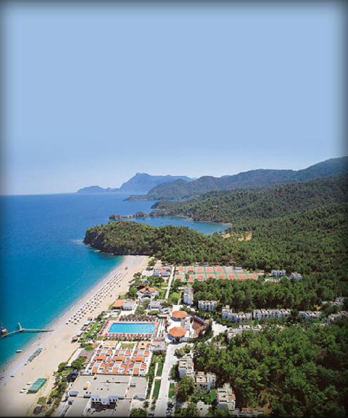 Coralia_Tatil_köyü_Antalya