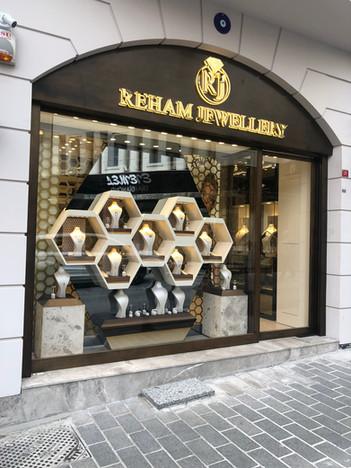REHAM JEWELLERY-İSTANBUL