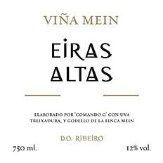Viña Mein 'Eiras Altas' 2015 Treixadura, Loureira, and Albariño
