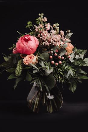 Sag es durch die Blumen