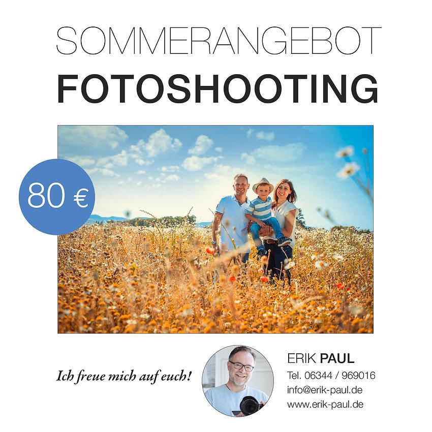 facebook und Instagram Post Erik Paul Fo
