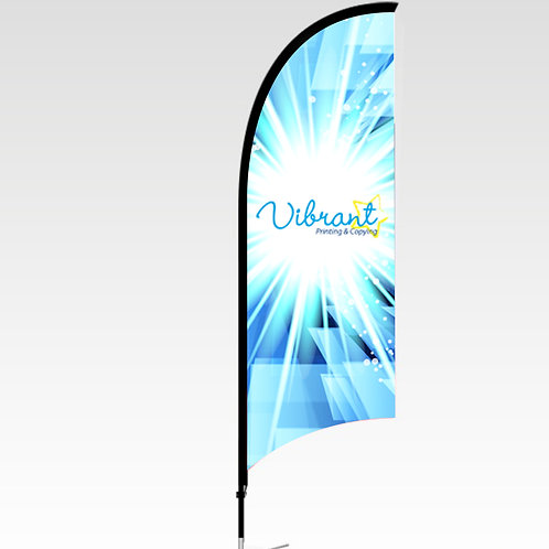 Bow Banners: Various Sizes